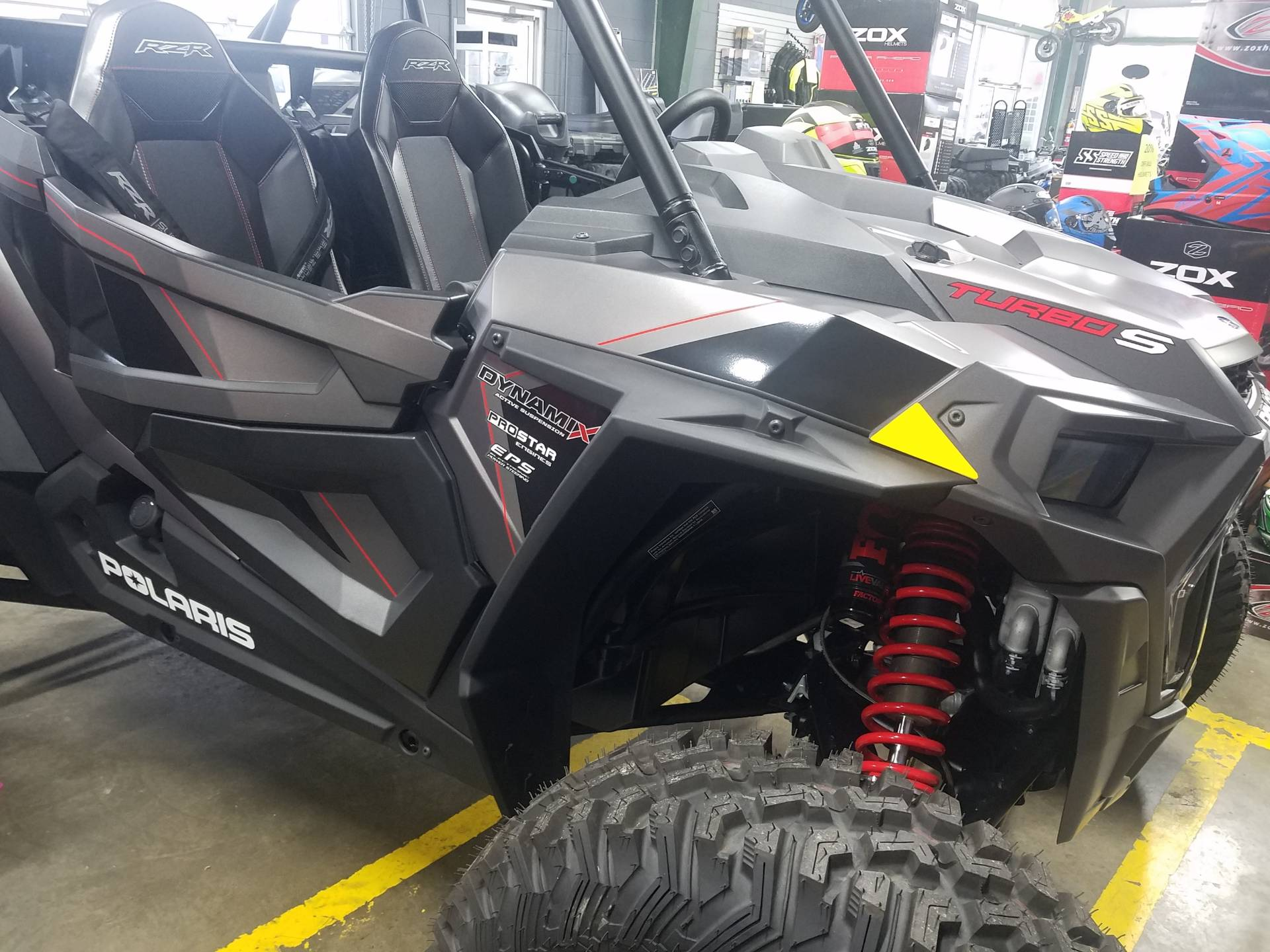 2019 Polaris RZR XP Turbo S in Albemarle, North Carolina - Photo 11