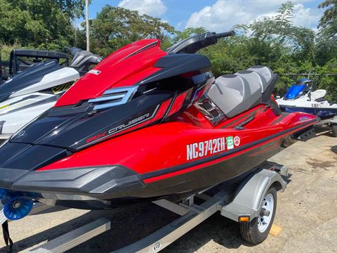 2017 Yamaha FX Cruiser SVHO in Albemarle, North Carolina - Photo 2