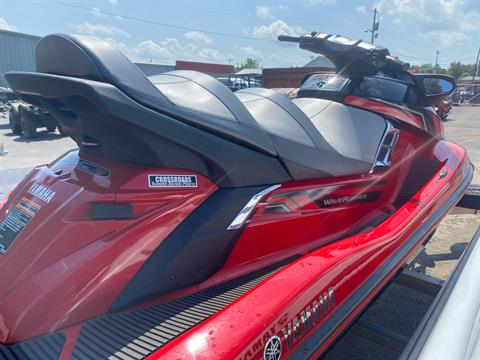 2017 Yamaha FX Cruiser SVHO in Albemarle, North Carolina - Photo 5