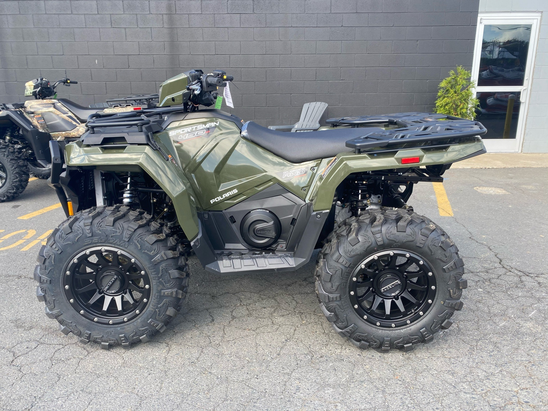 2021 Polaris Sportsman 450 H.O. Utility Package in Albemarle, North Carolina - Photo 1