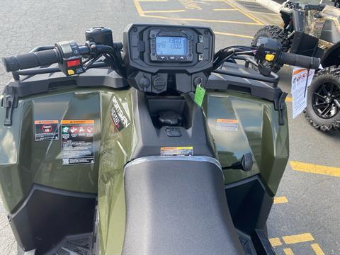 2021 Polaris Sportsman 450 H.O. Utility Package in Albemarle, North Carolina - Photo 9