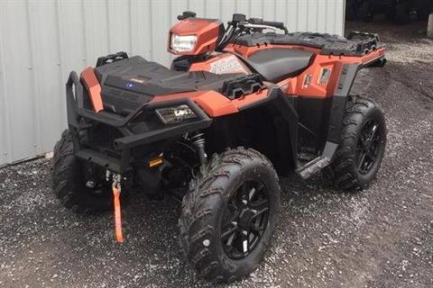 2021 Polaris Sportsman 850 Premium Trail Package in Albemarle, North Carolina - Photo 1