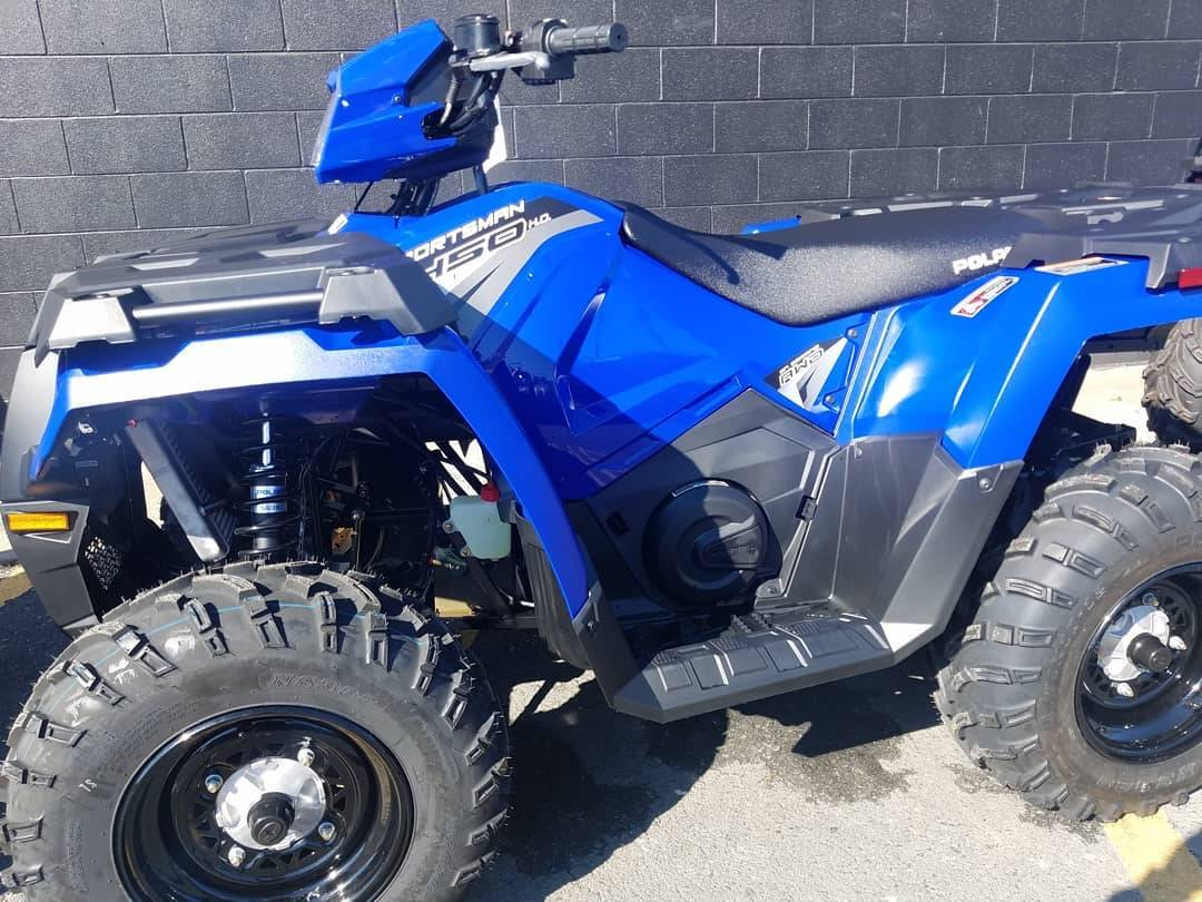2020 Polaris Sportsman 450 H.O. in Albemarle, North Carolina - Photo 1