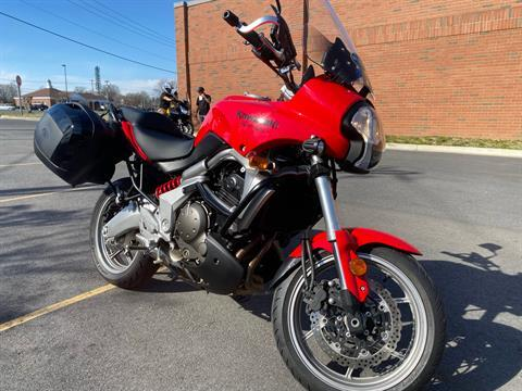 2008 Kawasaki Versys™ in Albemarle, North Carolina - Photo 4
