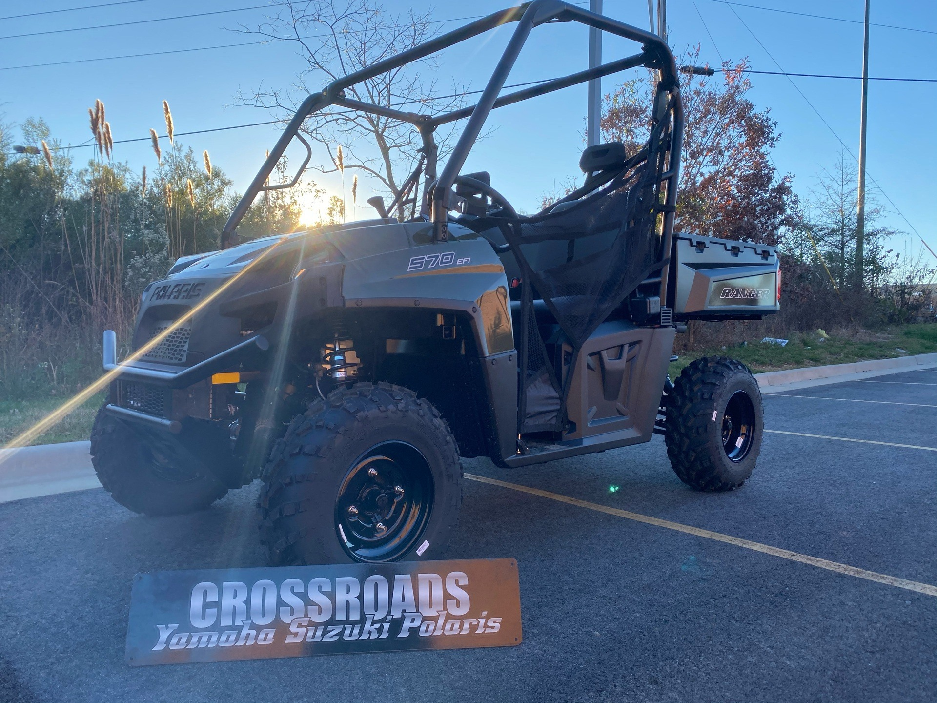 2021 Polaris Ranger 570 Full-Size in Albemarle, North Carolina - Photo 1