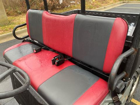 2007 Polaris Ranger XP Midnight Red Limited Edition in Albemarle, North Carolina - Photo 9