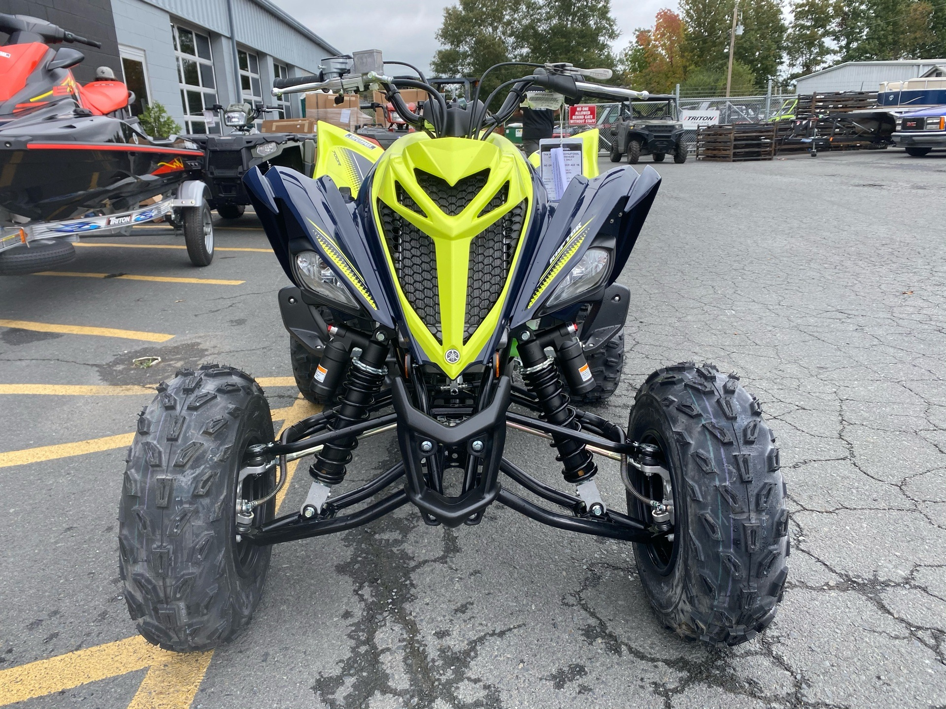 2020 Yamaha Raptor 700R SE in Albemarle, North Carolina - Photo 3
