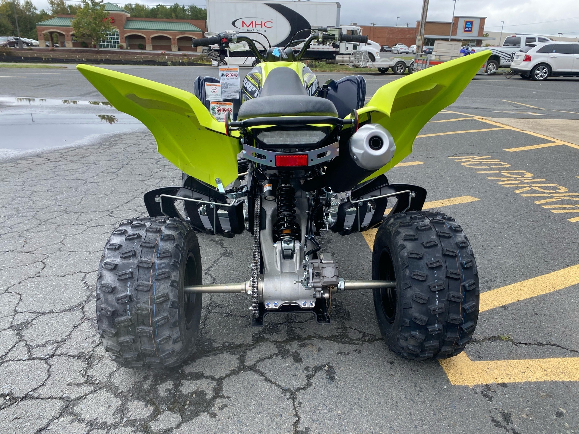 2020 Yamaha Raptor 700R SE in Albemarle, North Carolina - Photo 7