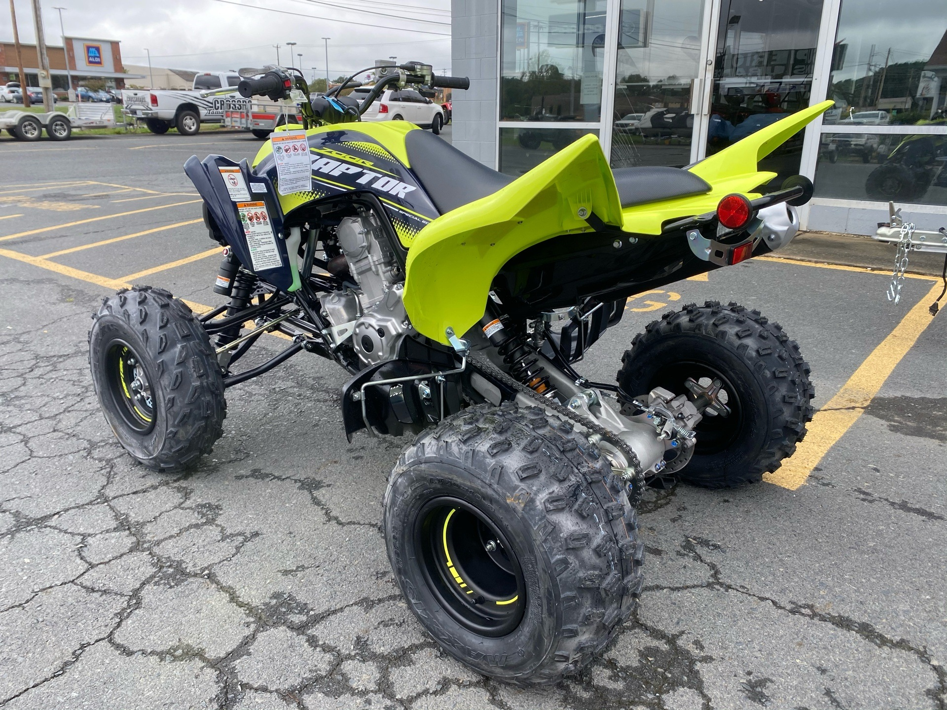 2020 Yamaha Raptor 700R SE in Albemarle, North Carolina - Photo 8