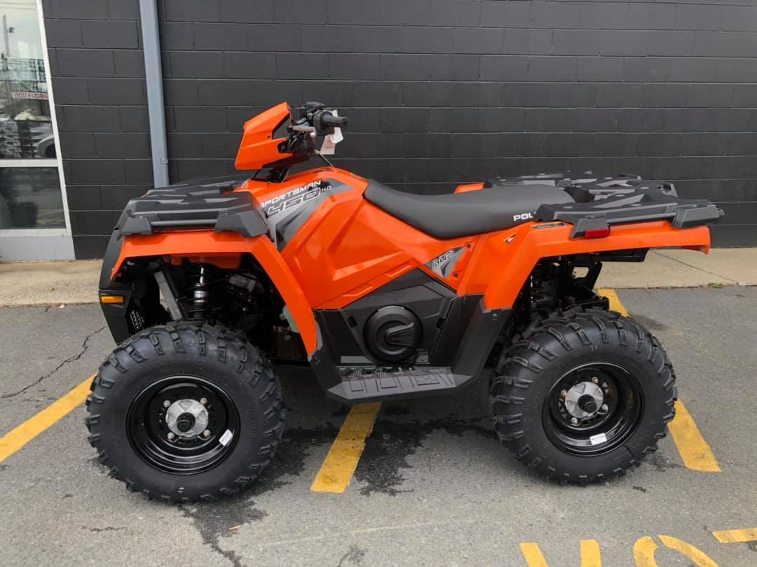 2019 Polaris Sportsman 450 H O  EPS LE in Albemarle, North Carolina