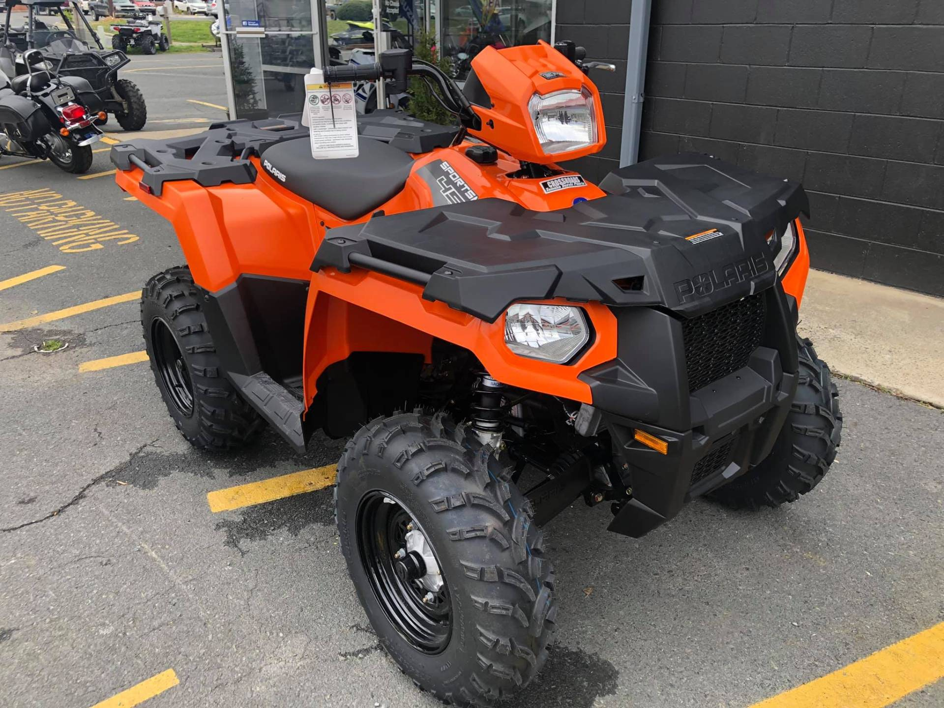 2019 Polaris Sportsman 450 H.O. EPS LE in Albemarle, North Carolina - Photo 4