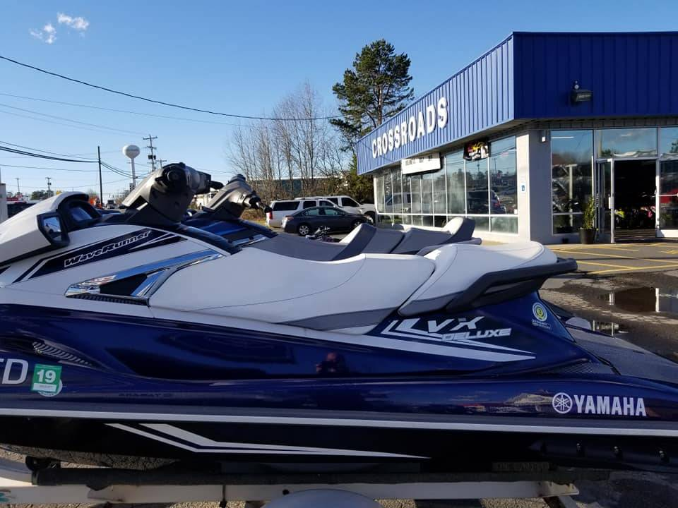 2016 Yamaha VX Deluxe in Albemarle, North Carolina