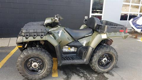 2014 Polaris Sportsman® X2 550 EPS in Albemarle, North Carolina