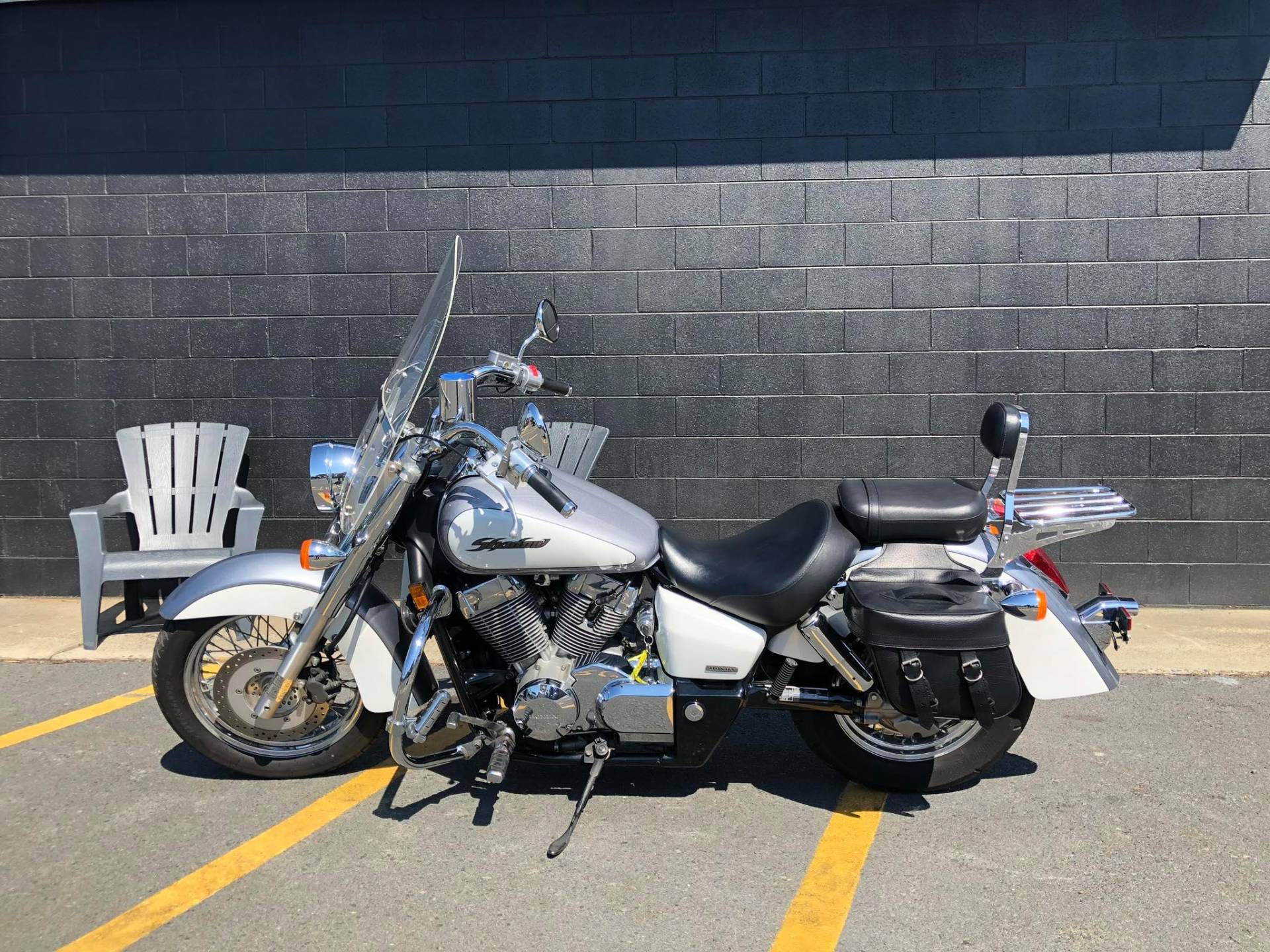 2006 Honda Shadow Aero® in Albemarle, North Carolina