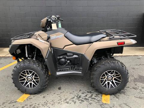 2019 Suzuki KingQuad 750AXi Power Steering SE+ in Albemarle, North Carolina - Photo 1