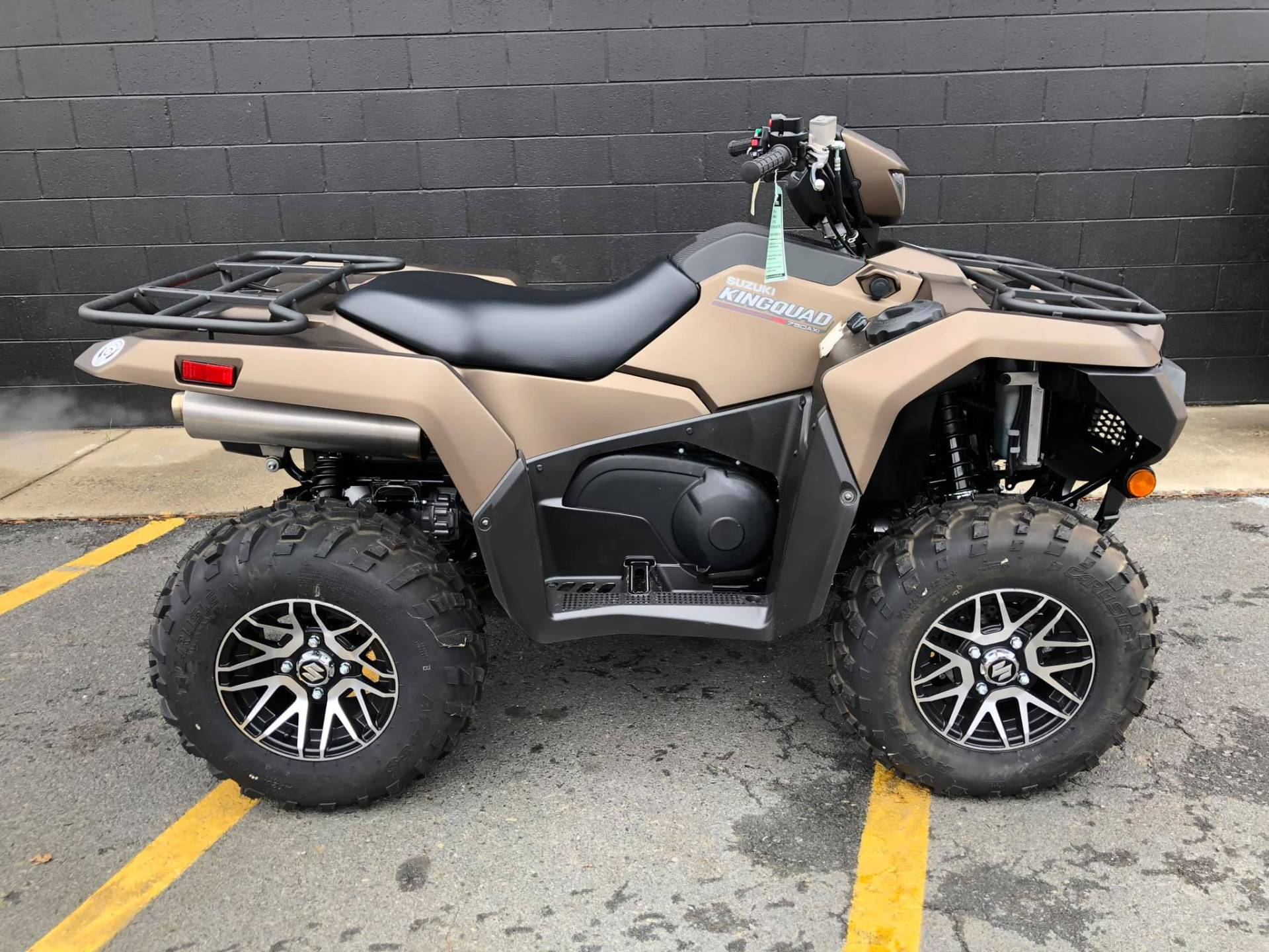 2019 Suzuki KingQuad 750AXi Power Steering SE+ in Albemarle, North Carolina - Photo 2