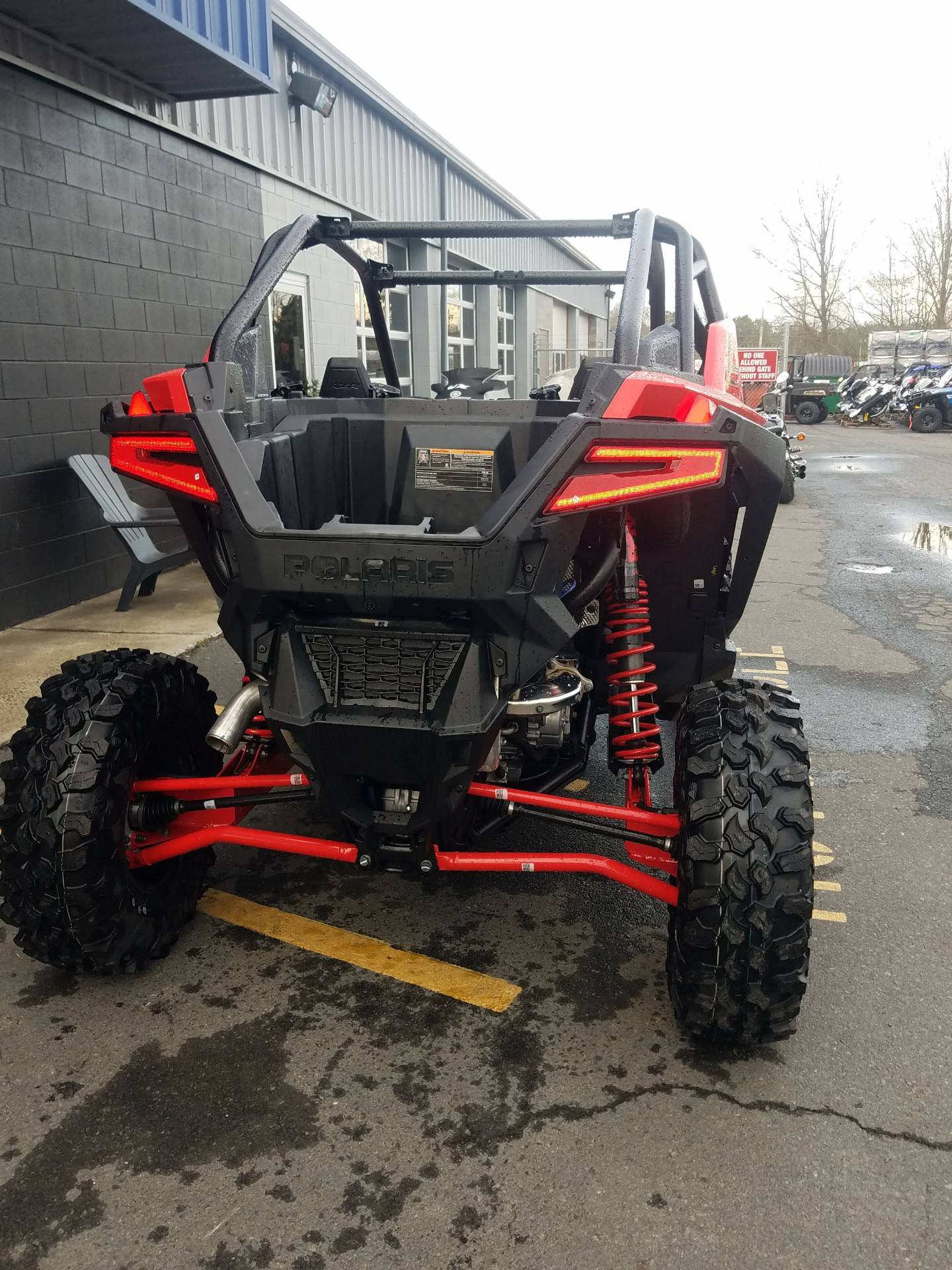 2020 Polaris RZR Pro XP Ultimate in Albemarle, North Carolina - Photo 8