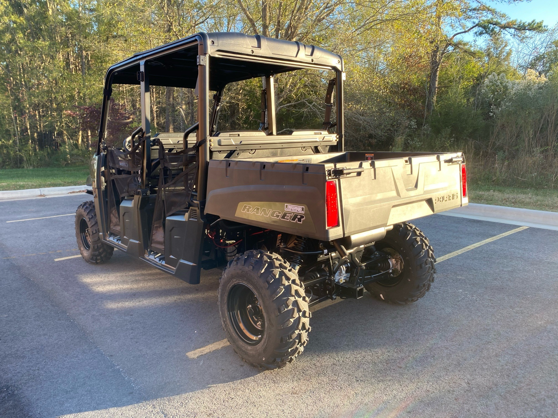 2021 Polaris Ranger Crew 570 in Albemarle, North Carolina - Photo 3