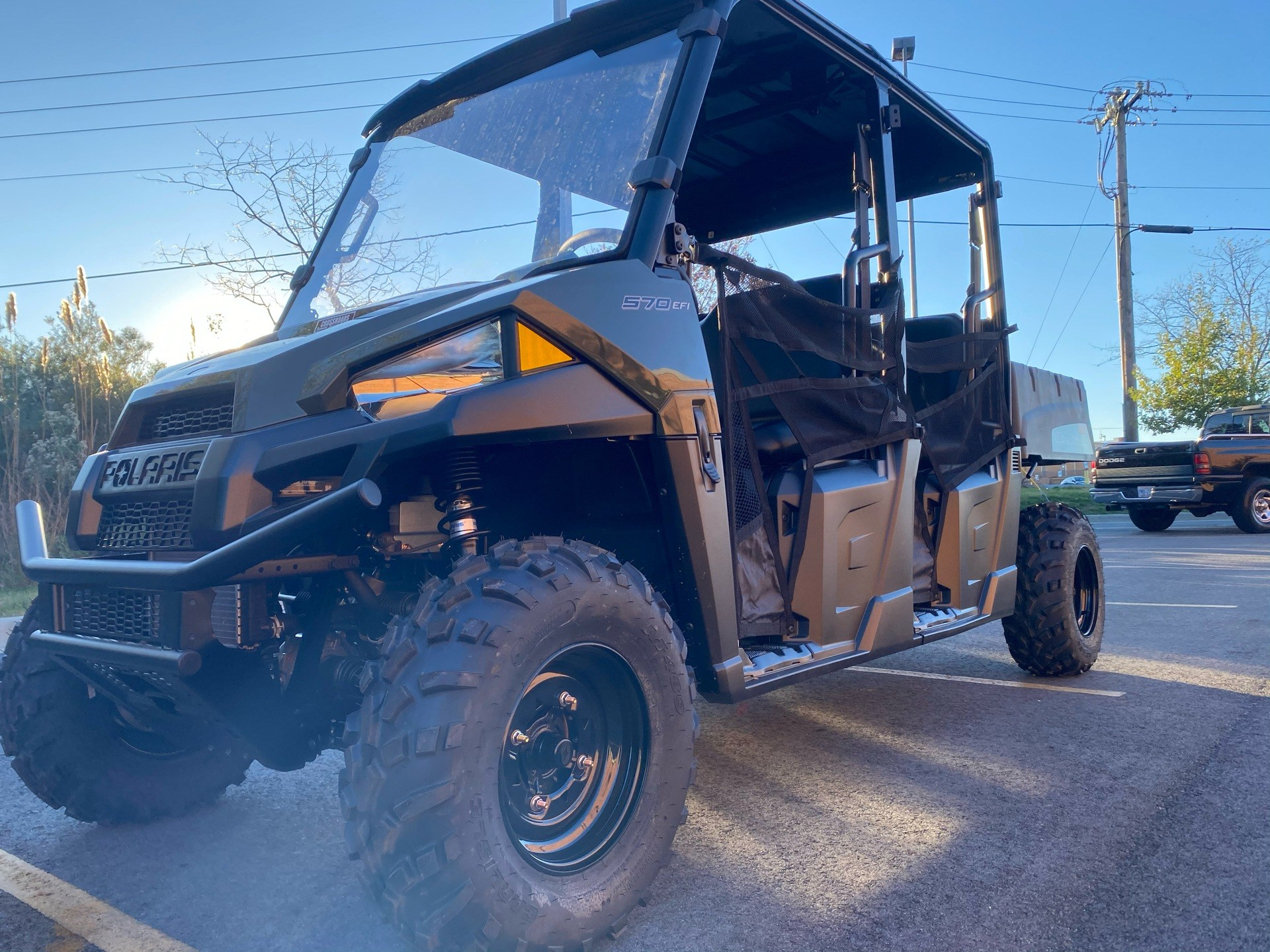 2021 Polaris Ranger Crew 570 in Albemarle, North Carolina - Photo 7