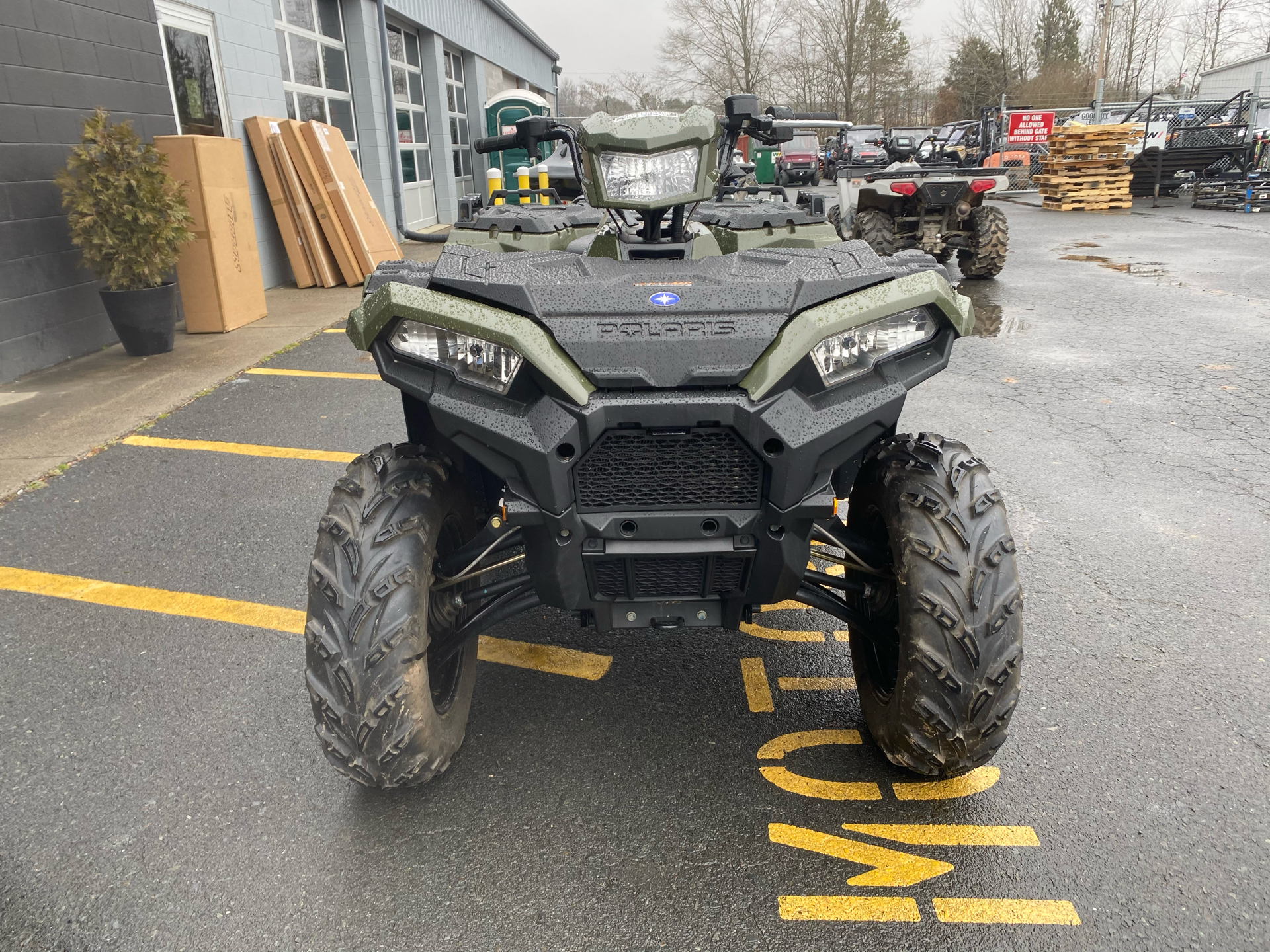 2019 Polaris Sportsman 850 in Albemarle, North Carolina - Photo 2