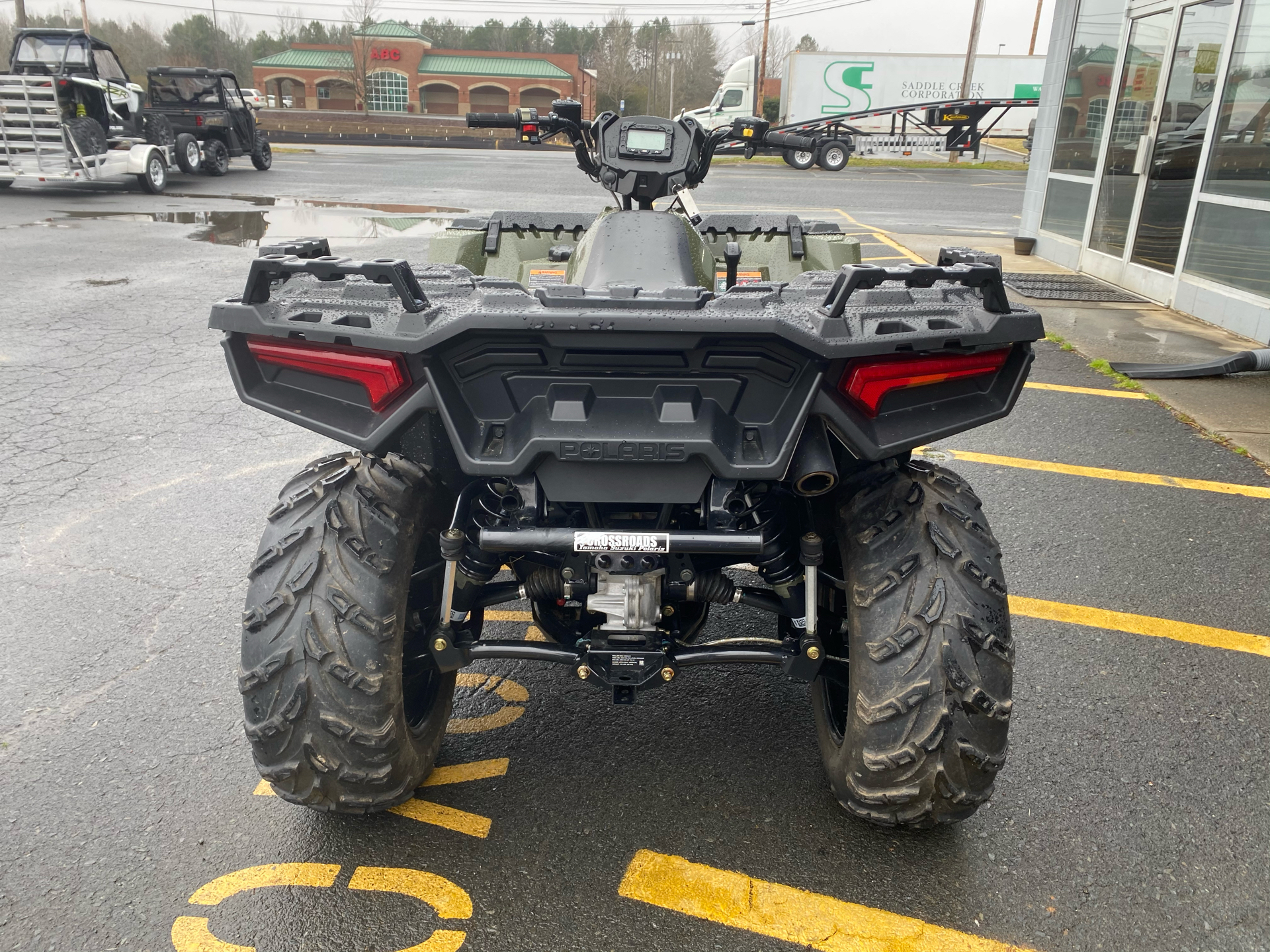 2019 Polaris Sportsman 850 in Albemarle, North Carolina - Photo 6