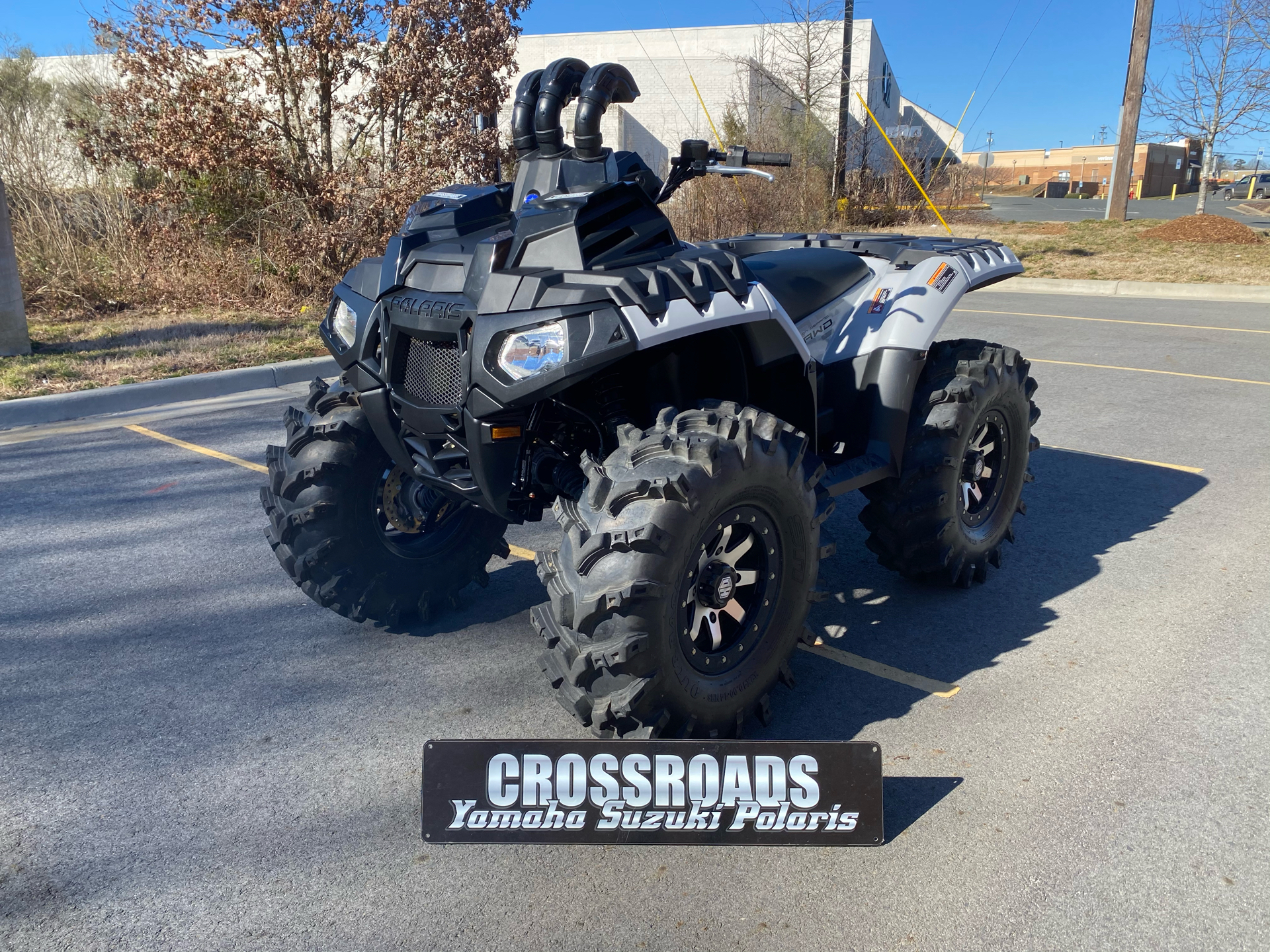 2021 Polaris Sportsman 850 High Lifter Edition in Albemarle, North Carolina - Photo 1