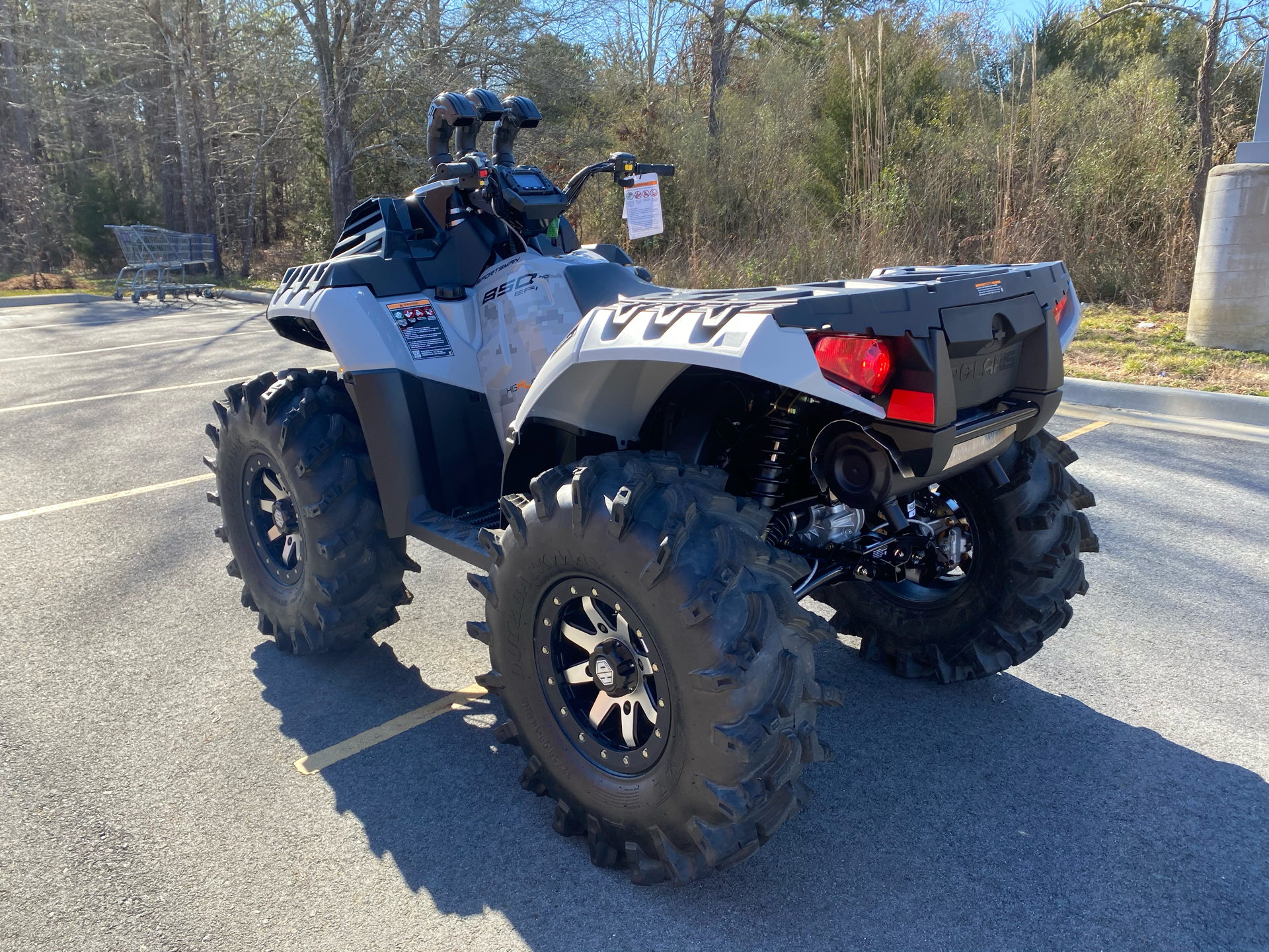 2021 Polaris Sportsman 850 High Lifter Edition in Albemarle, North Carolina - Photo 7