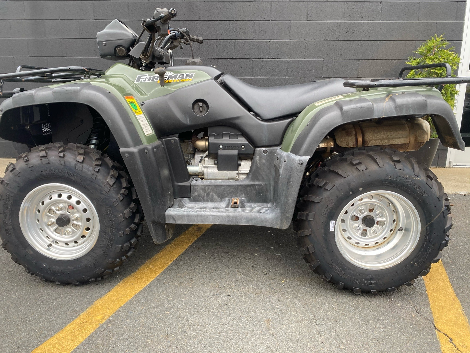 2002 Honda Foreman Rubicon in Albemarle, North Carolina - Photo 1