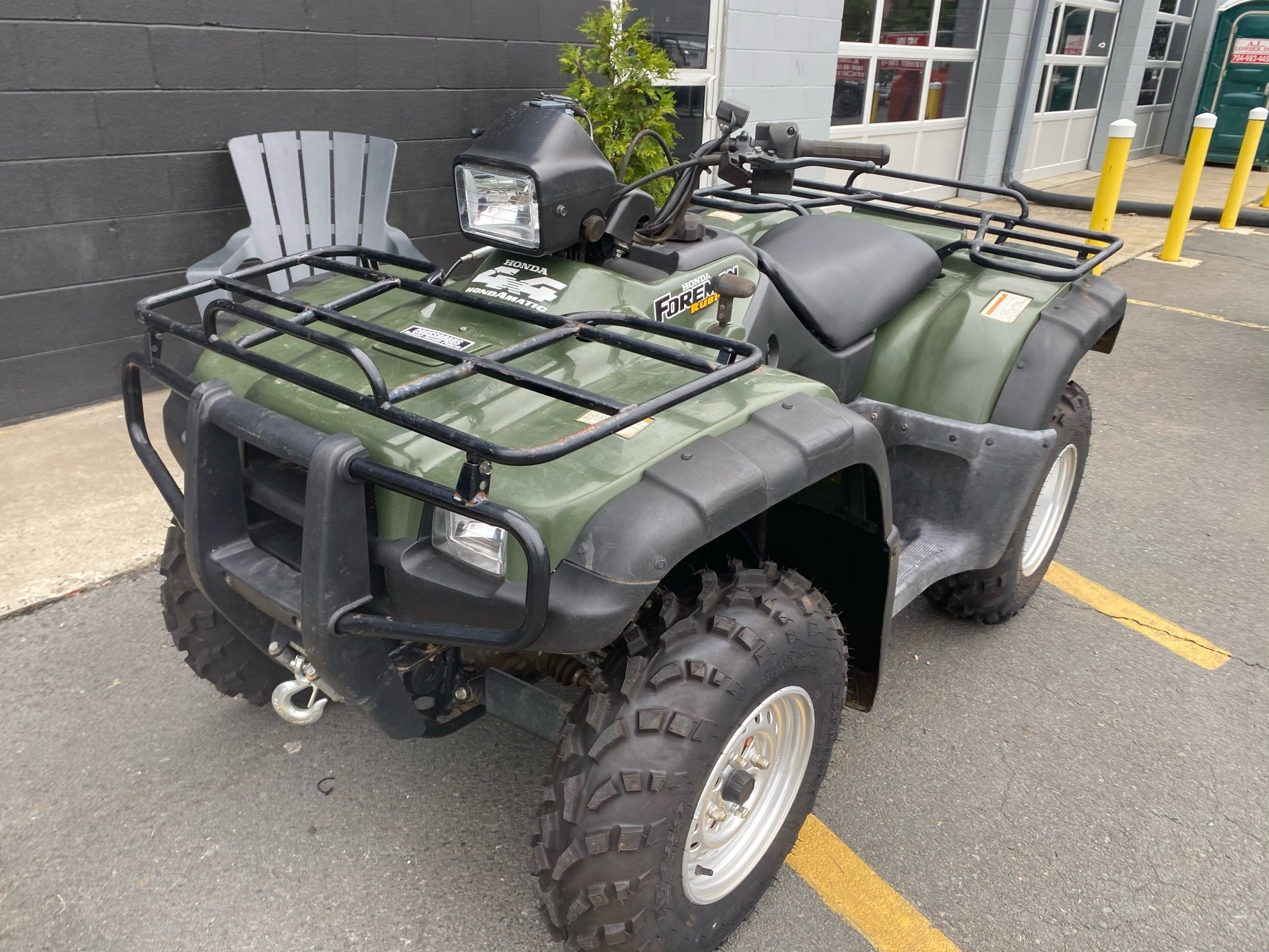 2002 Honda Foreman Rubicon in Albemarle, North Carolina - Photo 2
