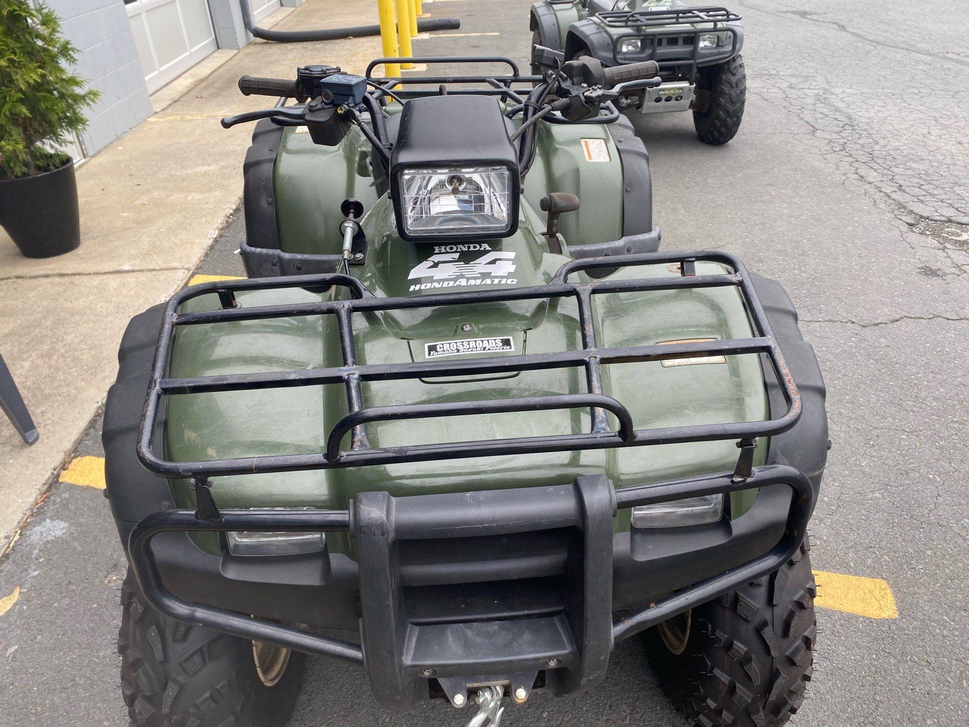 2002 Honda Foreman Rubicon in Albemarle, North Carolina - Photo 3