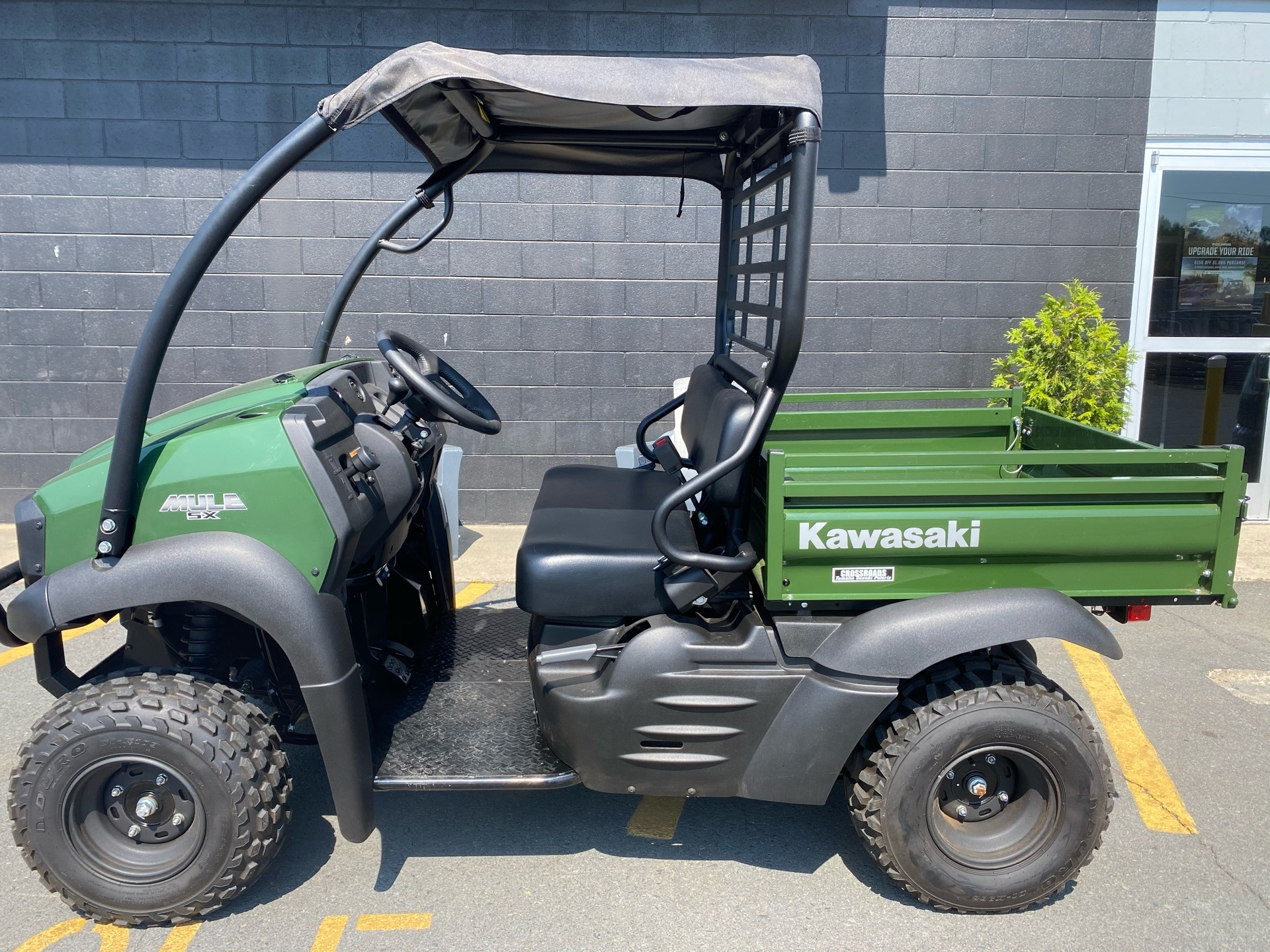 2017 Kawasaki Mule SX in Albemarle, North Carolina - Photo 1