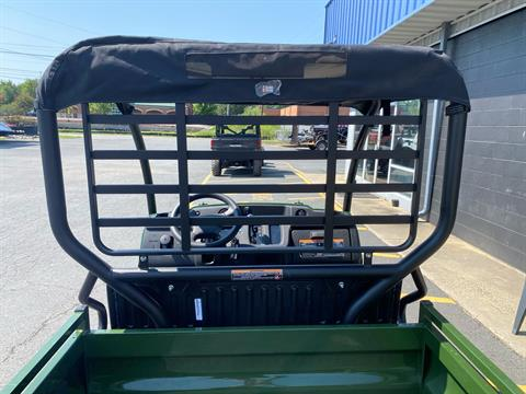2017 Kawasaki Mule SX in Albemarle, North Carolina - Photo 9