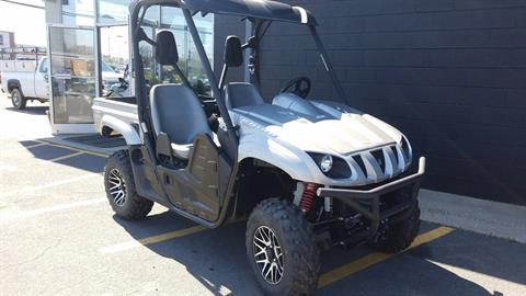 2009 Yamaha Rhino 700 FI Auto. 4x4 Sport Edition in Albemarle, North Carolina