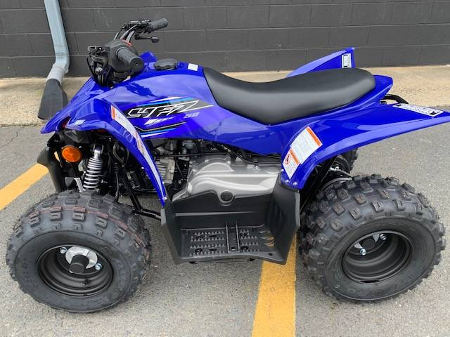 2021 Yamaha YFZ50 in Albemarle, North Carolina - Photo 1
