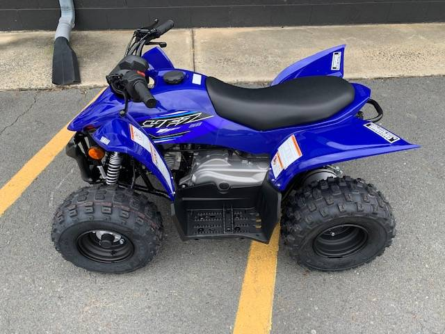 2021 Yamaha YFZ50 in Albemarle, North Carolina - Photo 4