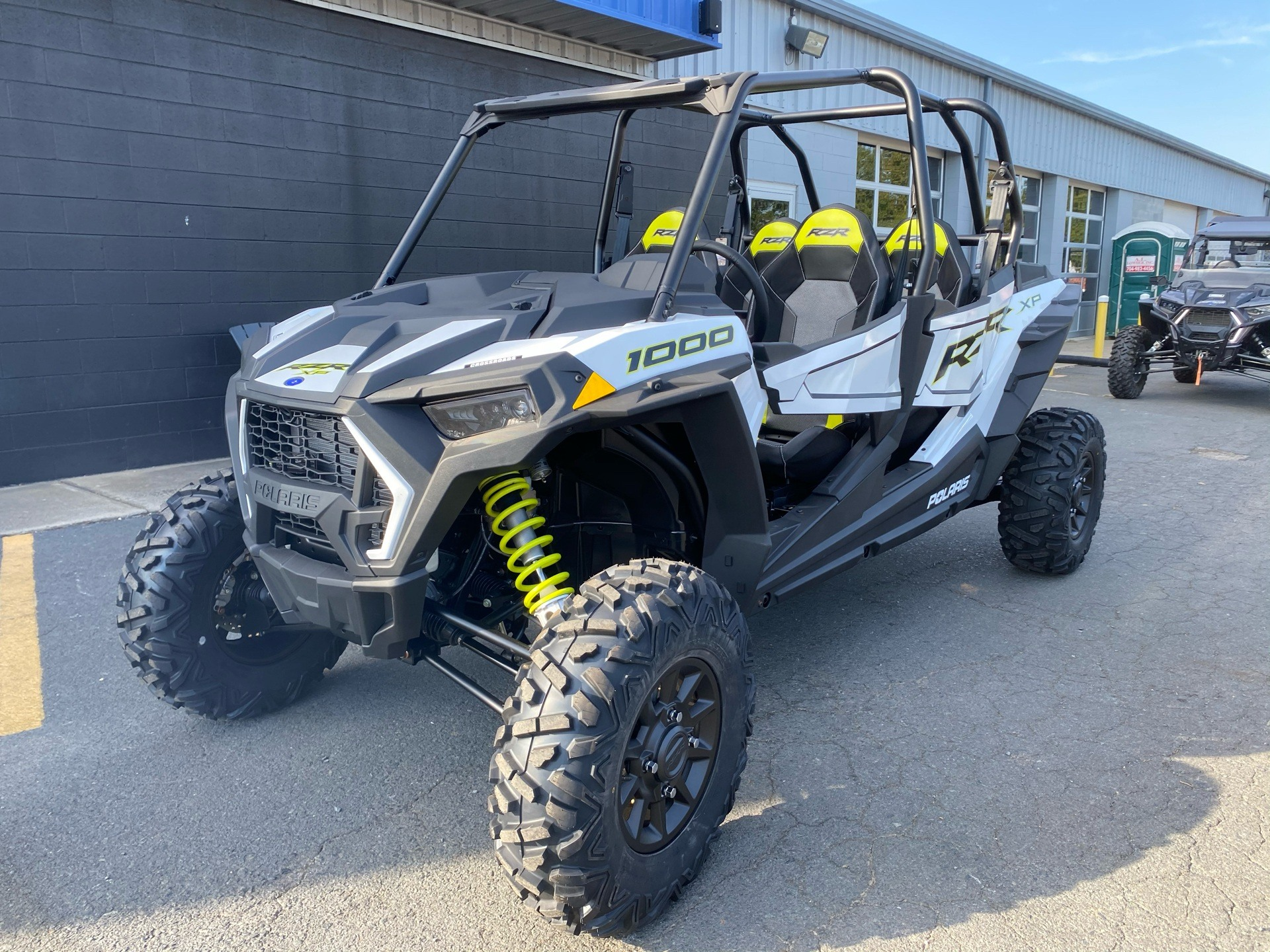 2021 Polaris RZR XP 4 1000 Sport in Albemarle, North Carolina - Photo 2