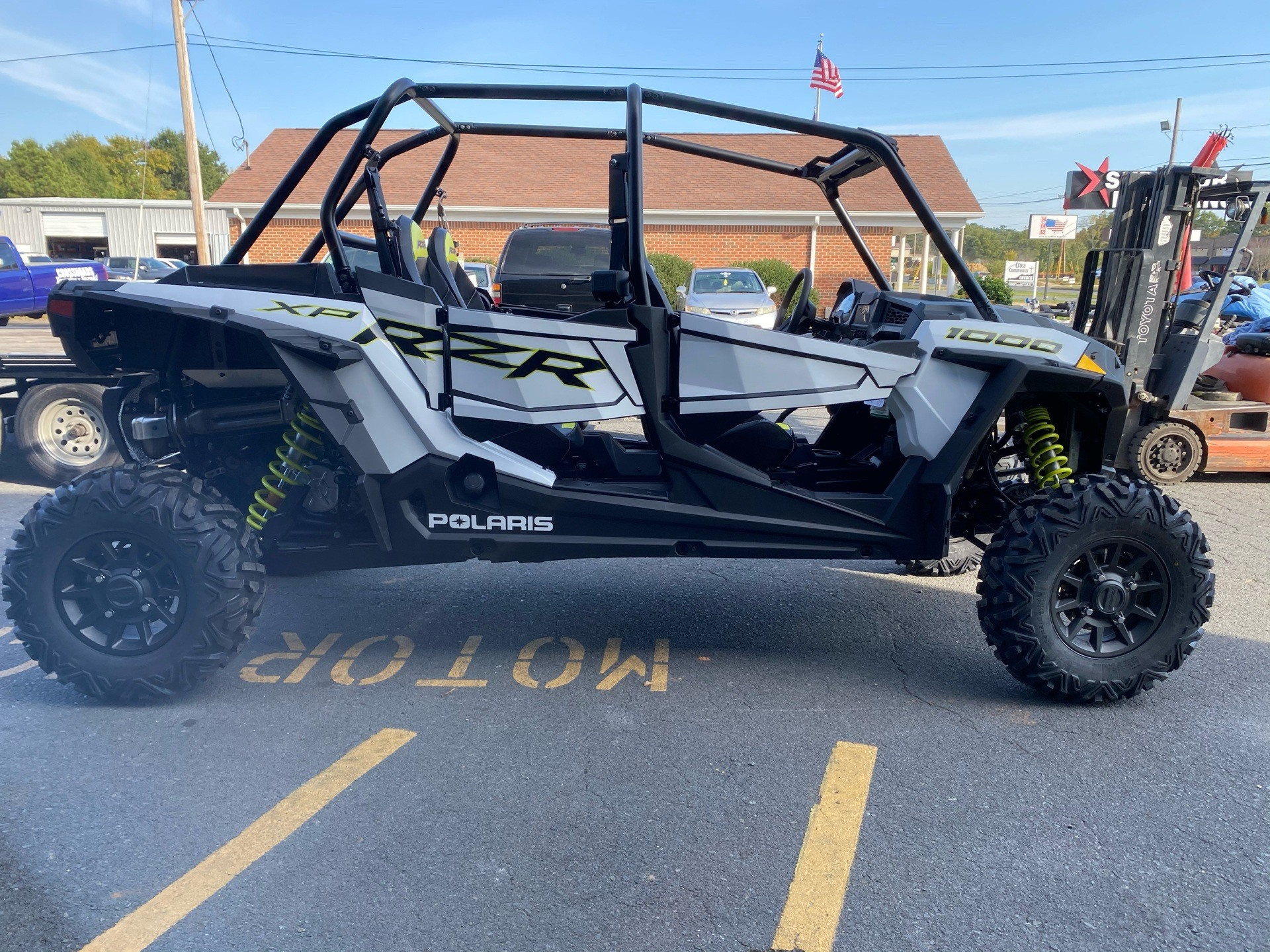 2021 Polaris RZR XP 4 1000 Sport in Albemarle, North Carolina - Photo 5