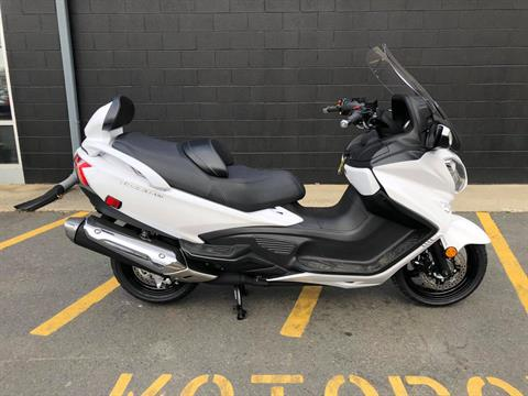 2018 Suzuki Burgman 650 Executive in Albemarle, North Carolina - Photo 4