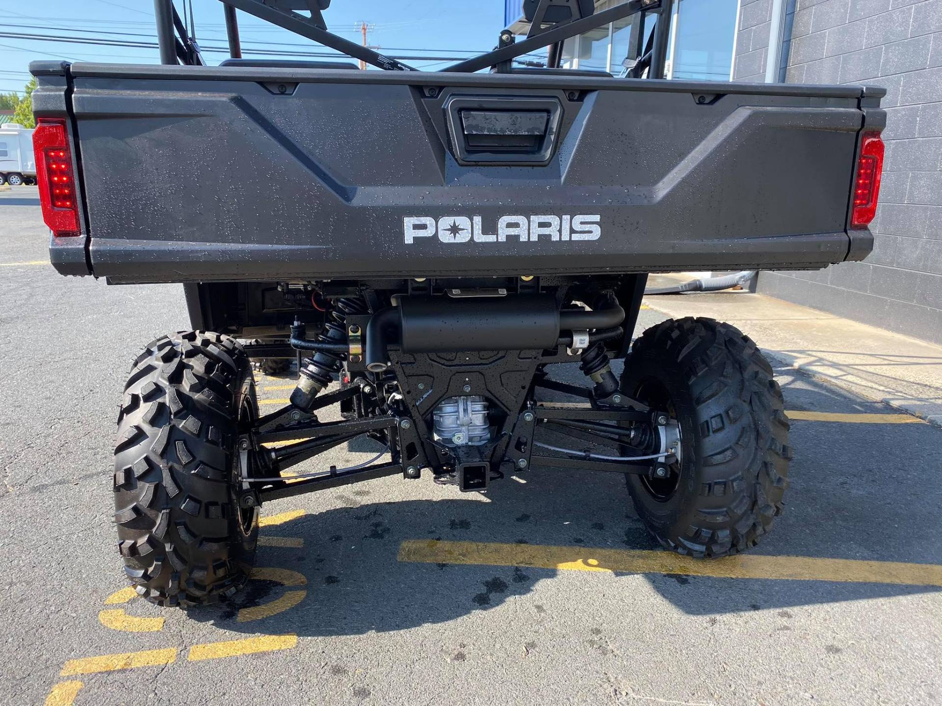2020 Polaris Ranger 570 Full-Size in Albemarle, North Carolina - Photo 2
