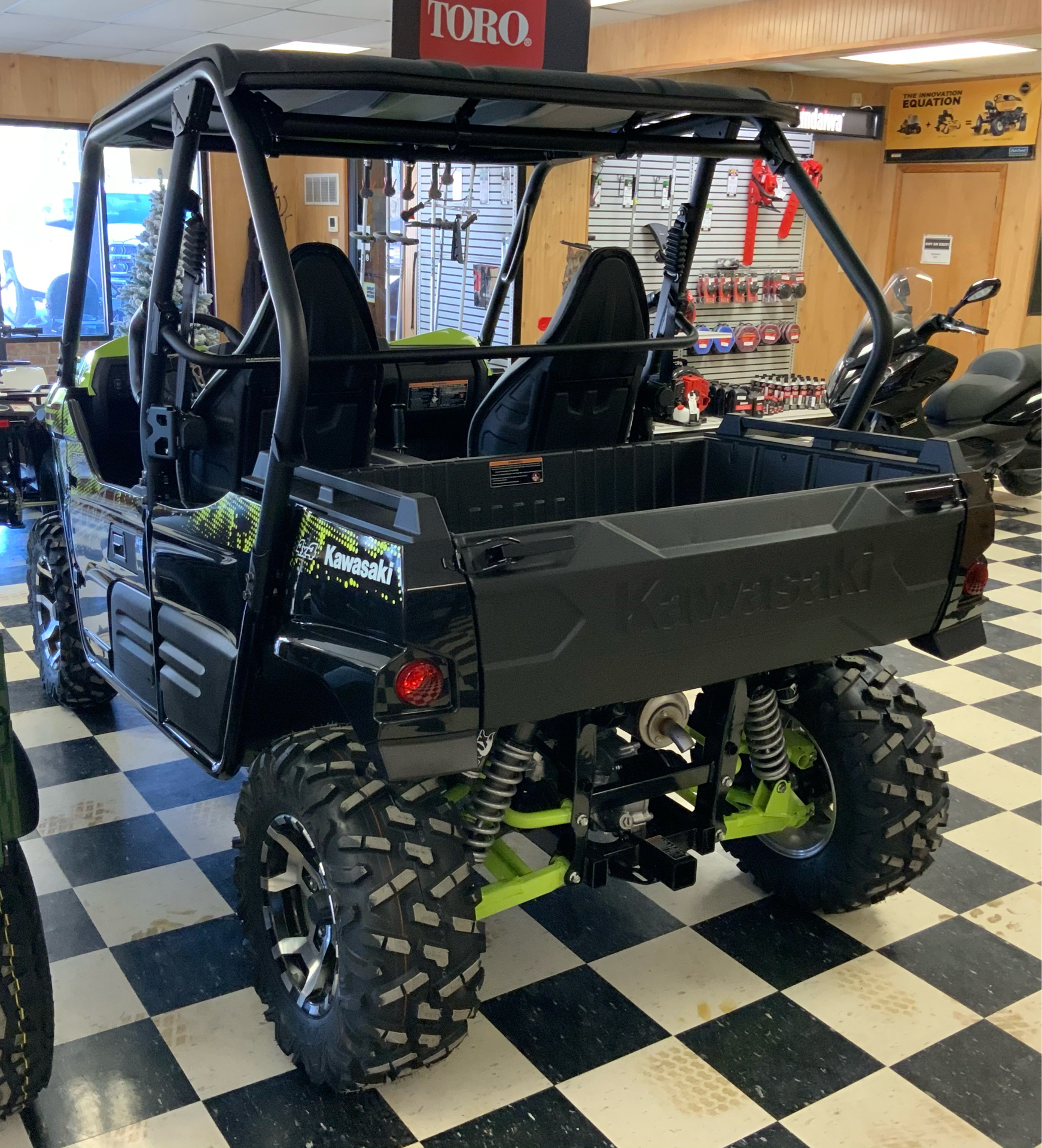 2021 Kawasaki Teryx LE in Aulander, North Carolina - Photo 2