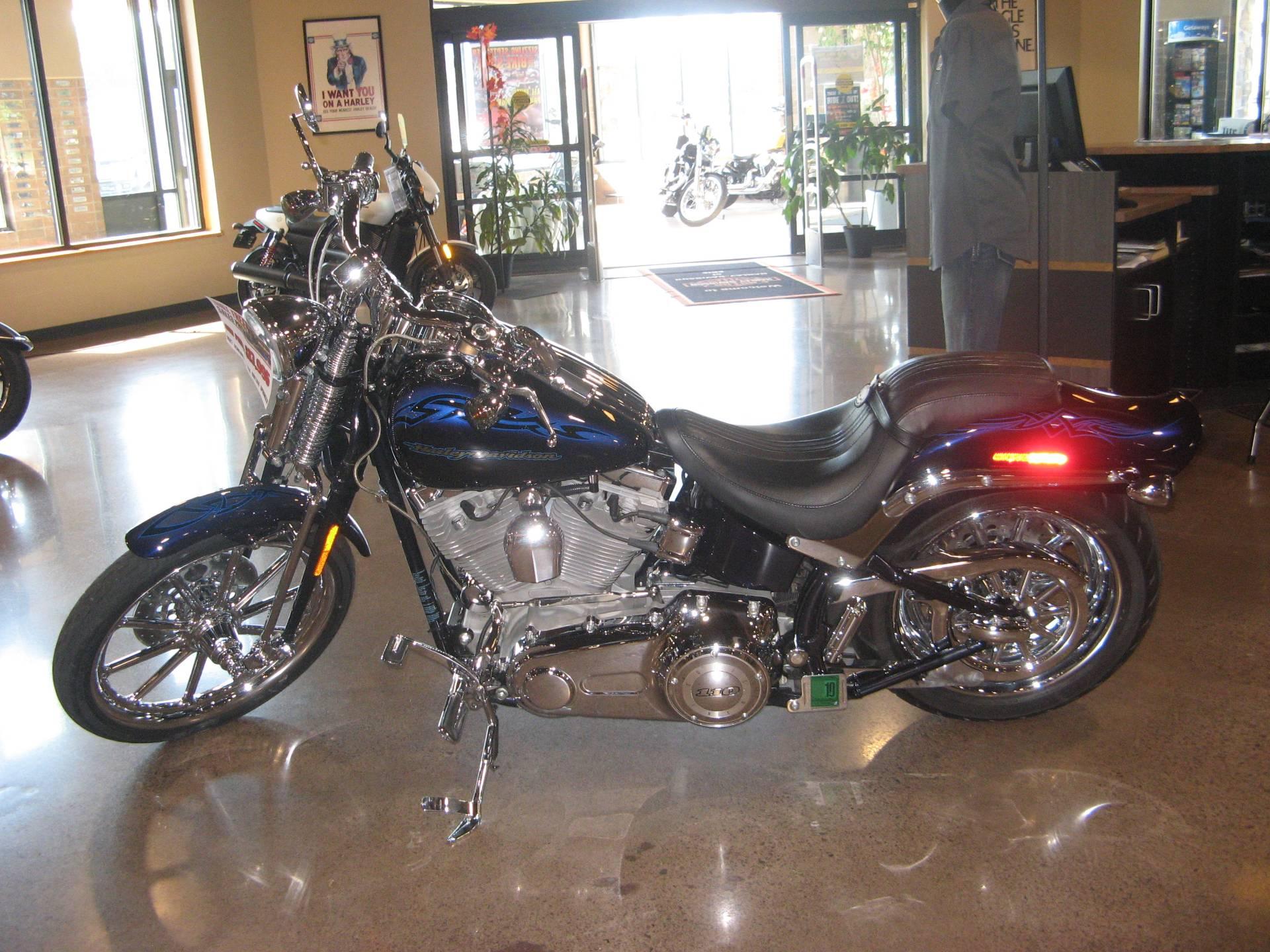 Used 2007 Harley Davidson Cvo Screamin Eagle Softail Springer Tach Wiring In Erie