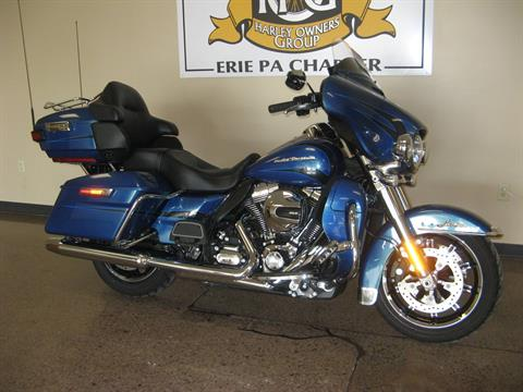 2014 Harley-Davidson Ultra Limited in Erie, Pennsylvania
