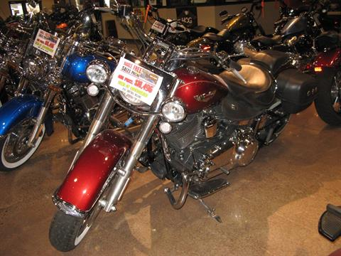 2010 Harley-Davidson Softail® Deluxe in Erie, Pennsylvania - Photo 1