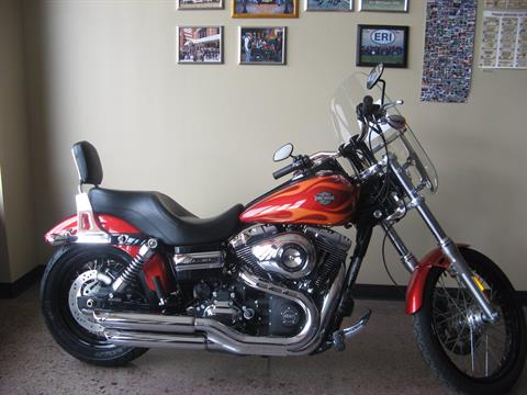 2012 Harley-Davidson Dyna® Wide Glide® in Erie, Pennsylvania