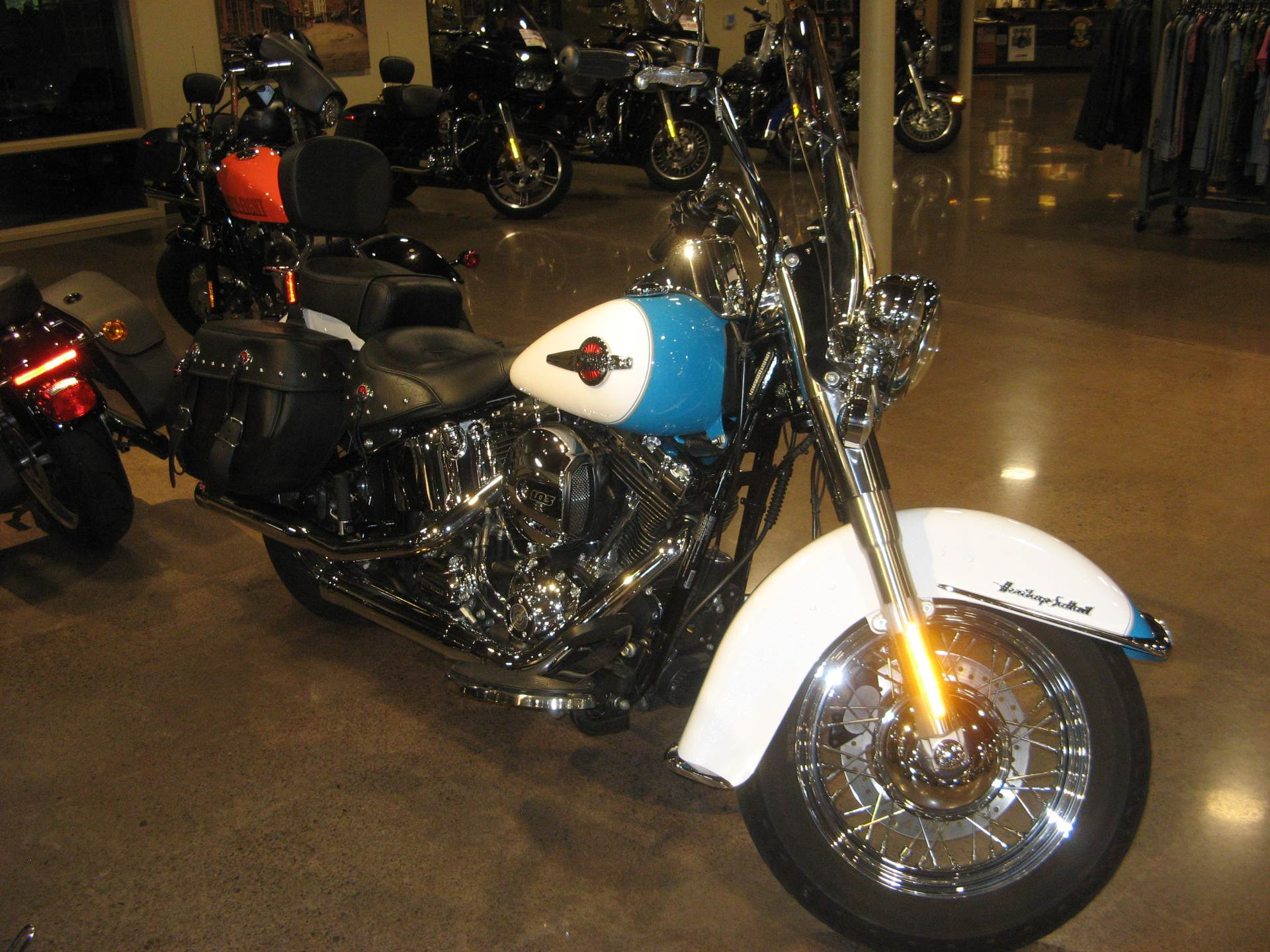 2016 Harley-Davidson Heritage Softail® Classic in Erie, Pennsylvania