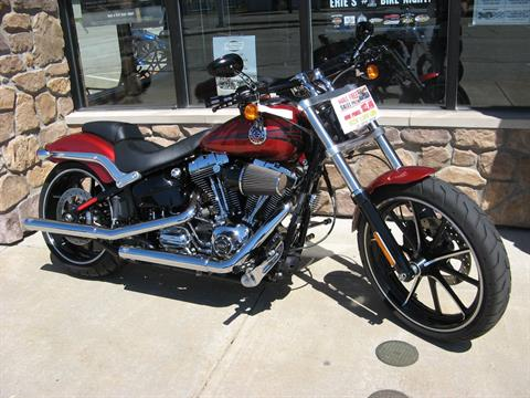 2013 Harley-Davidson Softail® Breakout® in Erie, Pennsylvania - Photo 1