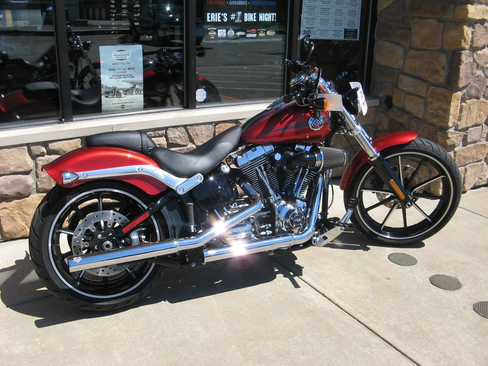 2013 Harley-Davidson Softail® Breakout® in Erie, Pennsylvania - Photo 2