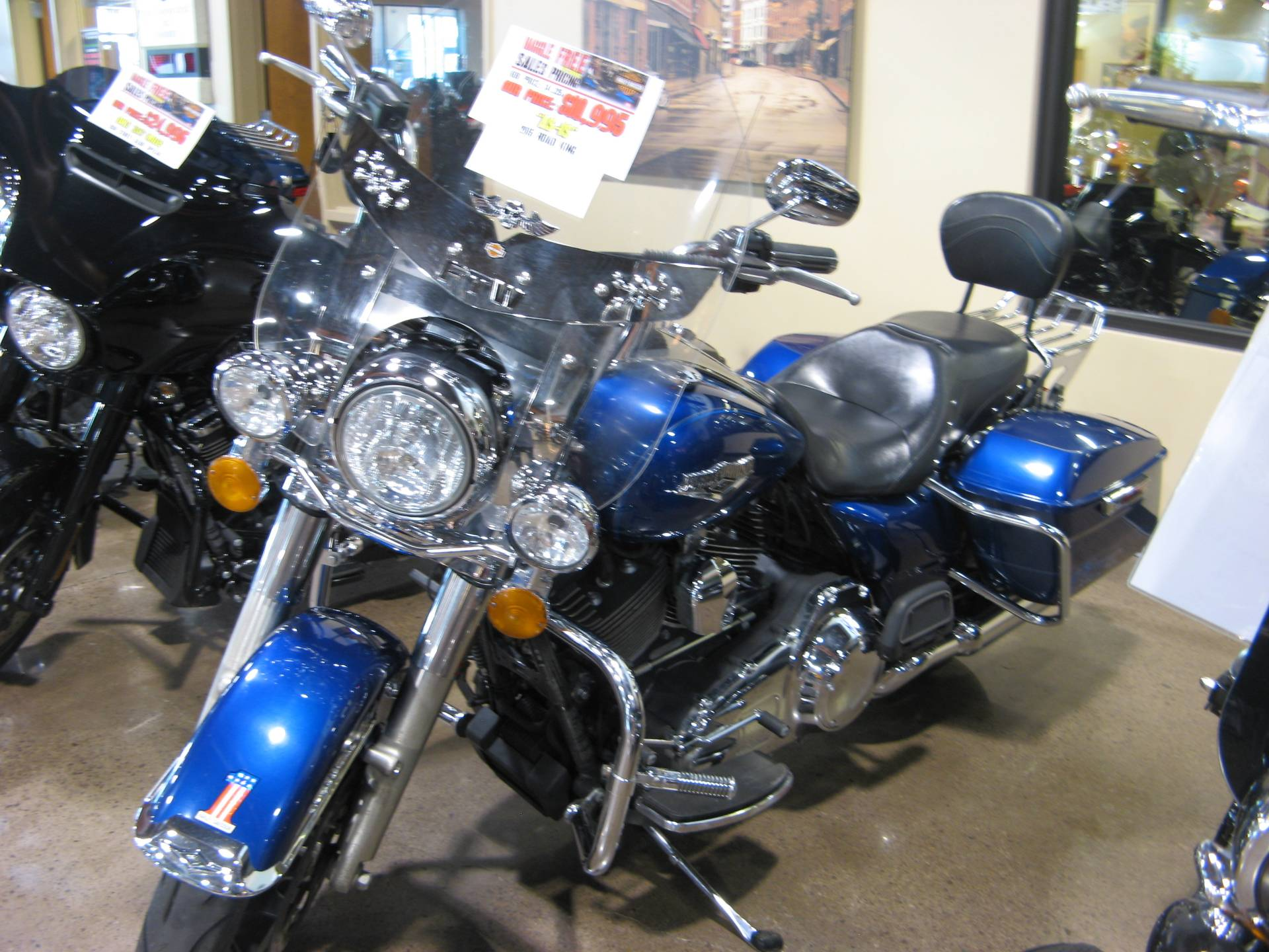 2015 Harley-Davidson Road King® in Erie, Pennsylvania - Photo 1