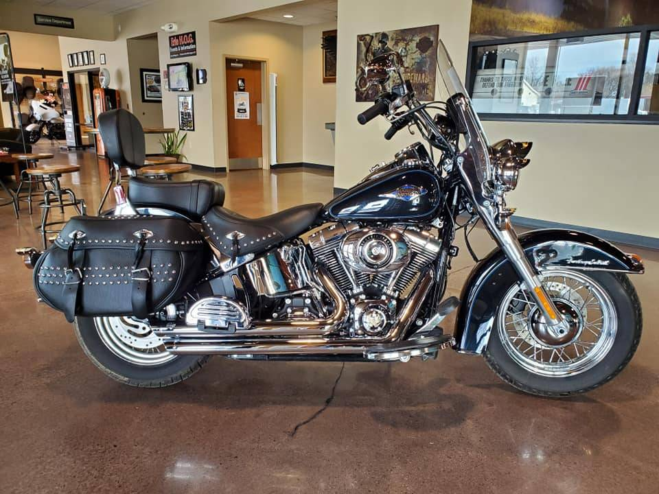 2014 Harley-Davidson Heritage Softail® Classic in Erie, Pennsylvania - Photo 1