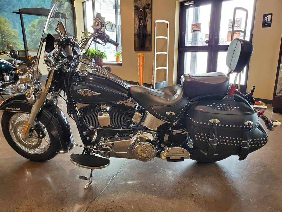 2014 Harley-Davidson Heritage Softail® Classic in Erie, Pennsylvania - Photo 3